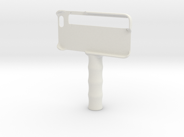 Structure Sensor Case - iPhone 6 by Marcus Ritland in White Natural Versatile Plastic