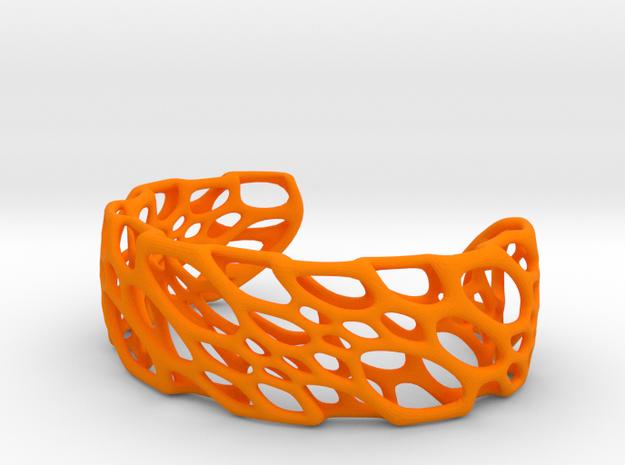 Bone Cuff sz S/M 3d printed
