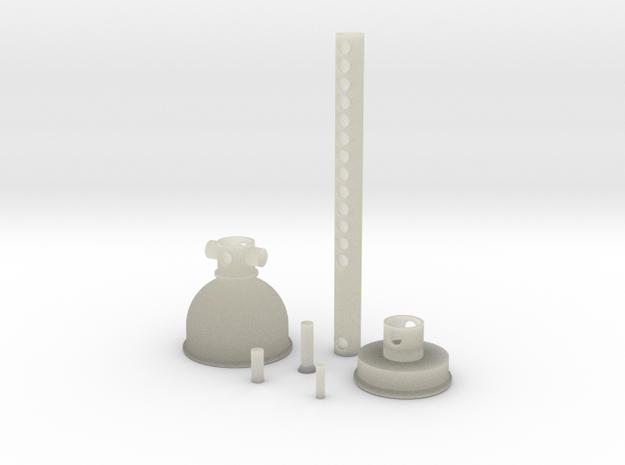 Extrudable Restorer 3d printed
