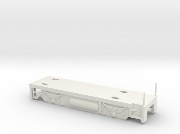 UDZ Wiener Linien Fahrwerk in White Strong & Flexible