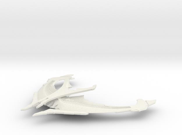 DSonaBattleship_V2 in White Strong & Flexible