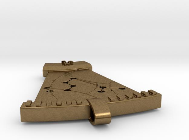 Leo Constellation Pendant 3d printed
