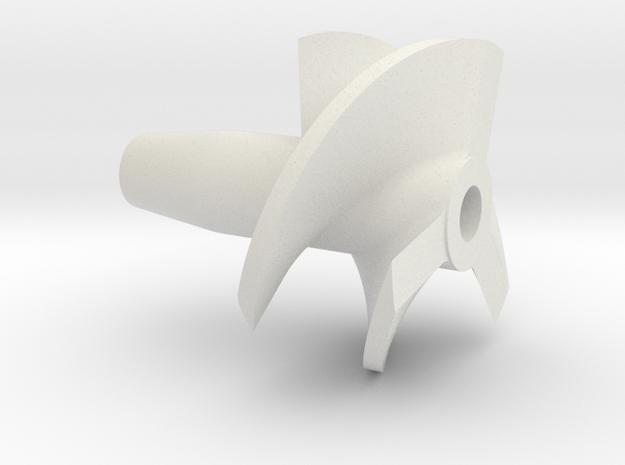 Propeller 3BL P15 in White Strong & Flexible