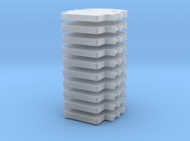 Zusatzgewicht Haken für LR 1600/2 Herpa 10-fach in Smooth Fine Detail Plastic