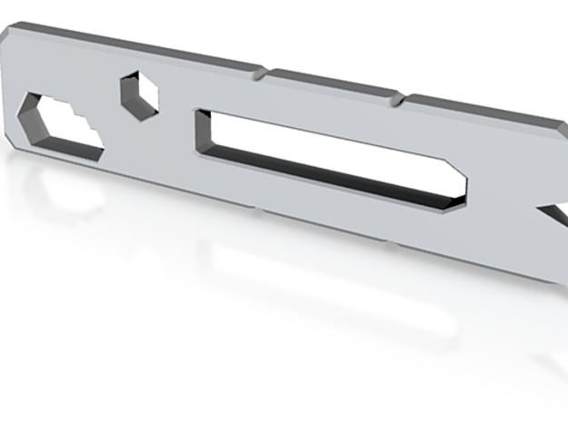 X68 Tool Prototype 1.0 shapeways 3d printed