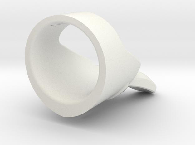BbRabbit 1.5 Size 8 in White Natural Versatile Plastic