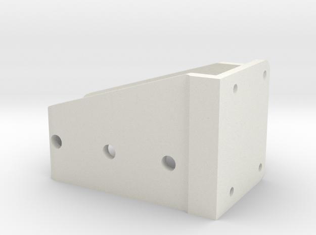 Pilot 1.6 Inch Step Right in White Natural Versatile Plastic