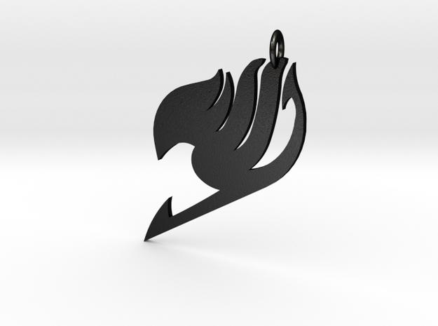 Fairy Tail Logo Pendant