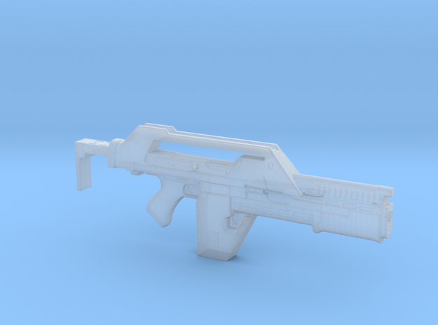 Pulse Rifle 1:24