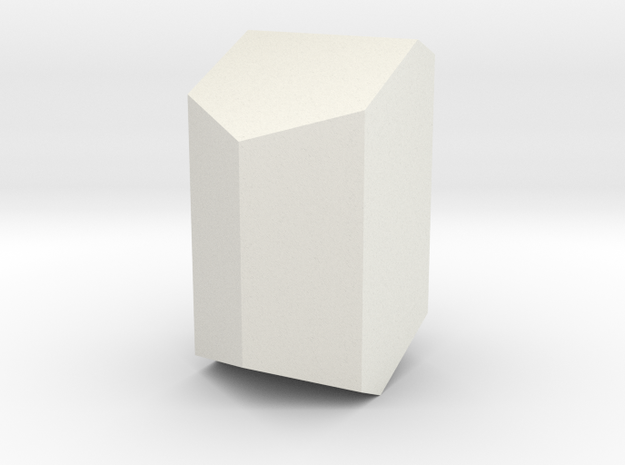 Orthoclase in White Natural Versatile Plastic