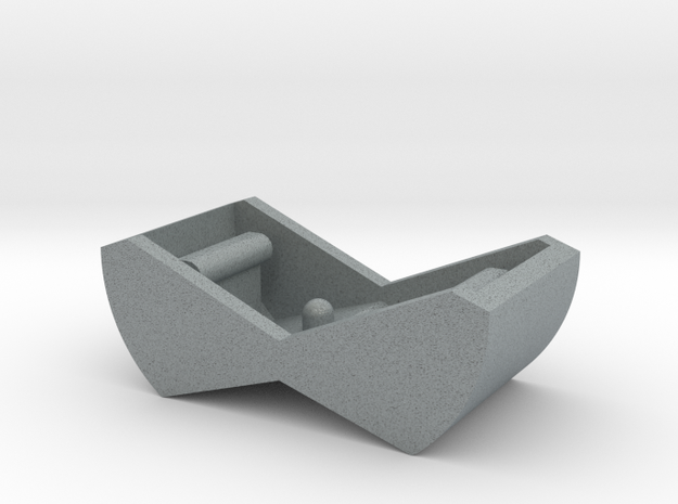 Switch Cover, Klixon 20TC (v0.5) Smooth Front 3d printed