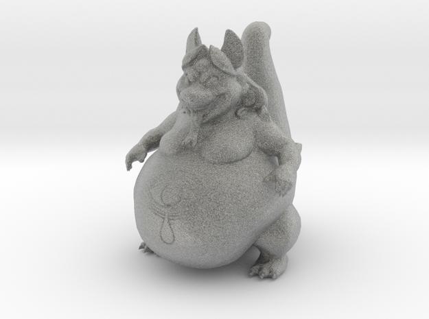 Nefirian Dreamwaker Leupak Figure 3d printed