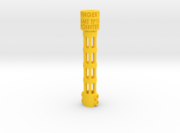 Pointer_150222 in Yellow Strong & Flexible Polished