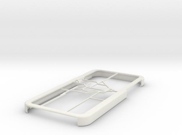 Sydney Suburban Network map iPhone 6 case in White Natural Versatile Plastic