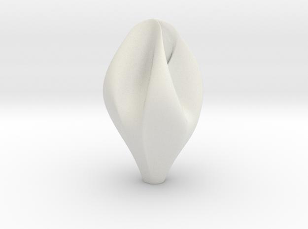 Vase blossom 01 3d printed
