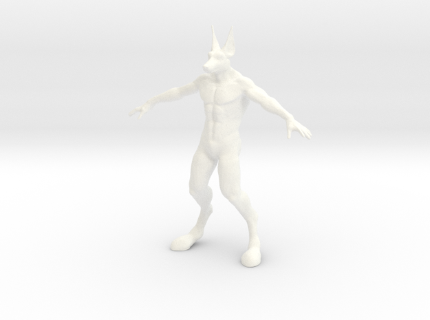 Prototype Jackal God of the Living Impaired