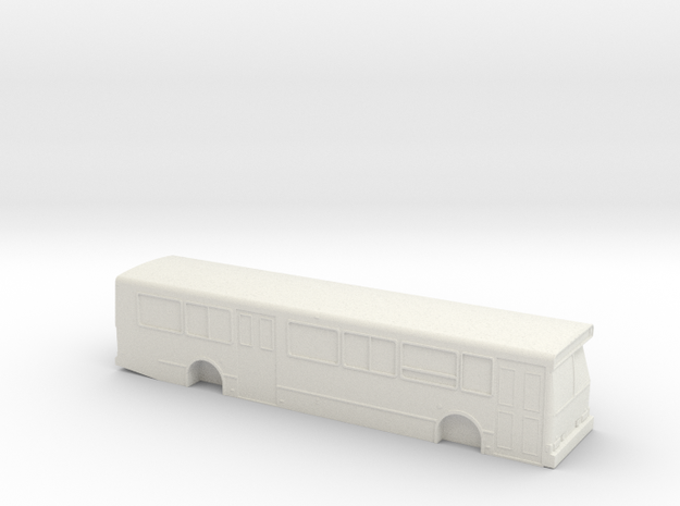 s scale orion v bus