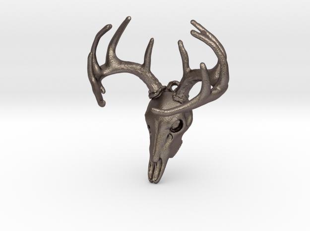 buck in Stainless Steel