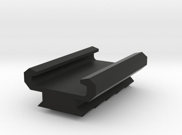 KWA HK Socom mk.23 Pistol Rail Adaptor Airsoft in Black Strong & Flexible
