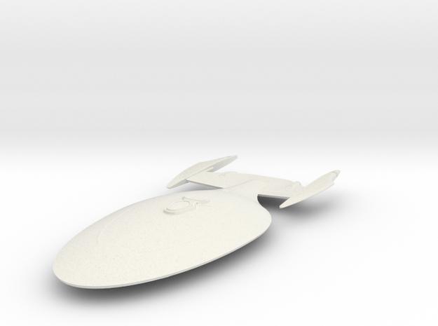 USS Altamar in White Natural Versatile Plastic
