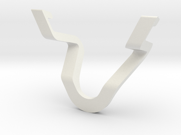 iPad Stand in White Strong & Flexible