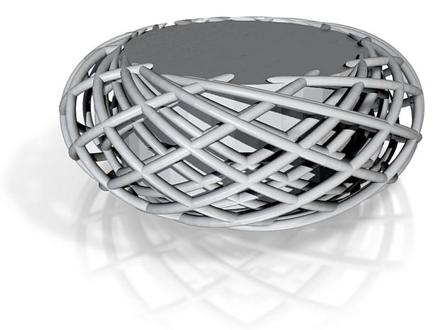 Latest experiment: Bracelet v06a 3d printed