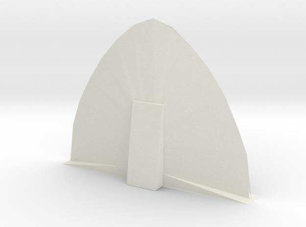 Energy Barricade 06mm Single in White Natural Versatile Plastic