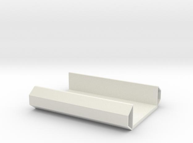 Cargo Lighter Body in White Natural Versatile Plastic