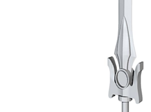 Sword of Defense Alfredo A. 3d printed