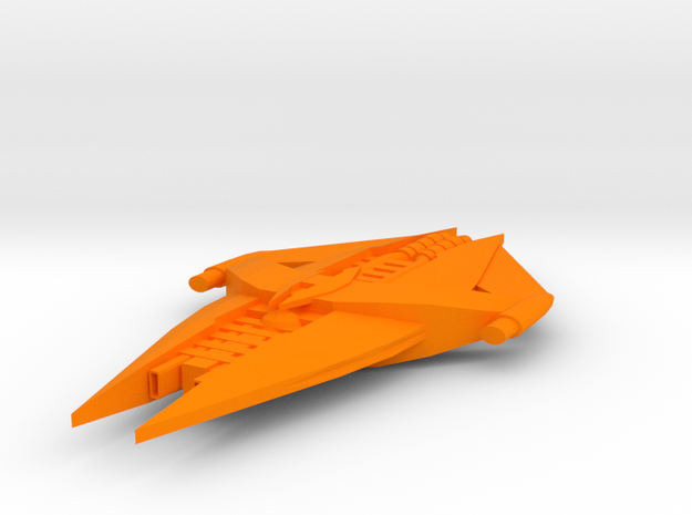 G'quan Class Heavy Cruiser 3d printed