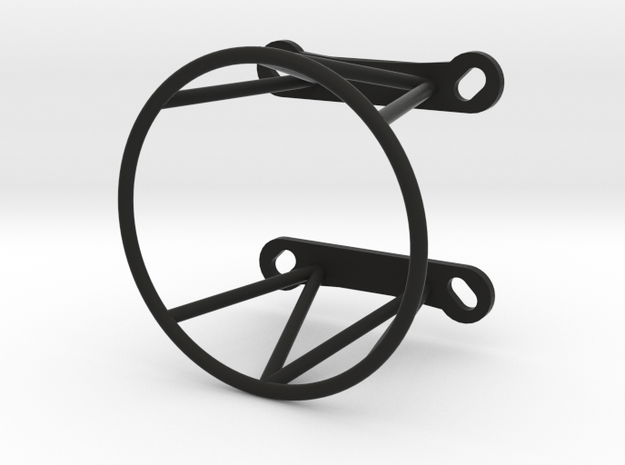 CamCage 2.0 in Black Natural Versatile Plastic