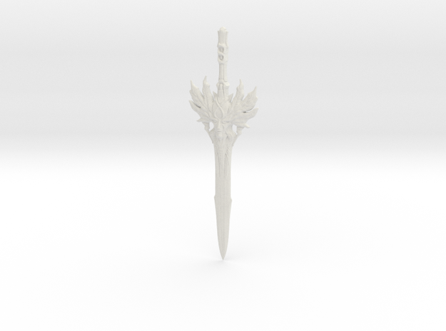 Soul Calibur in White Natural Versatile Plastic