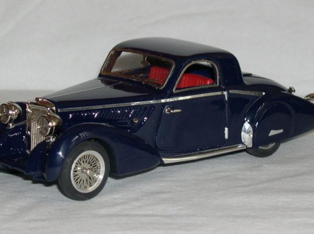 Jaguar Graber body 3d printed