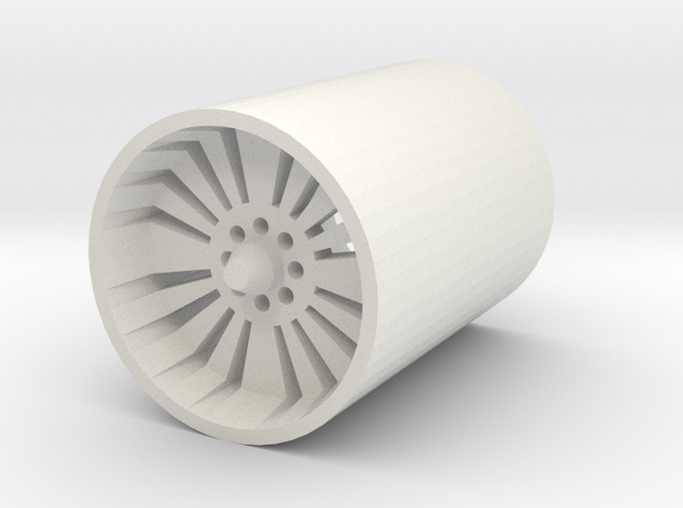 safety blade plug v1 for led lightsabers in White Natural Versatile Plastic