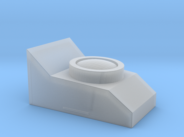 JK Perspex Block Lens JC Kit in Smooth Fine Detail Plastic