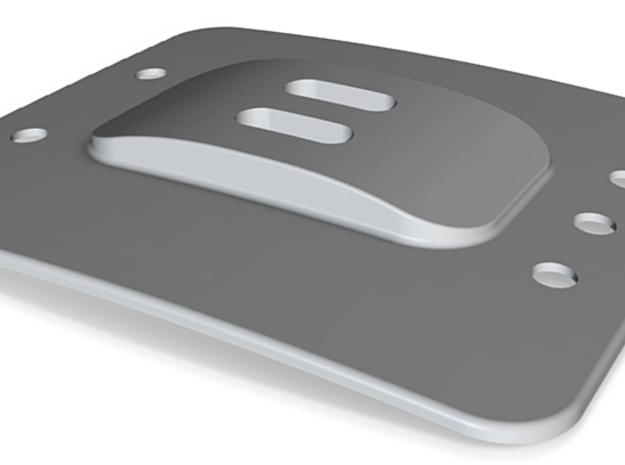 Retrofitz Streamline Cleat Plate 3d printed