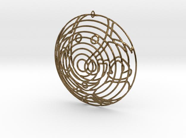 Ganesh ji ( Pendant) 3d printed
