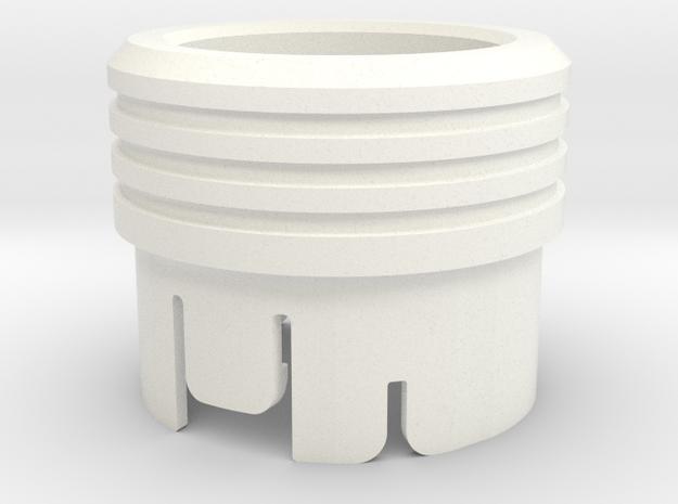 BRZ 72324CA000-003 in White Processed Versatile Plastic