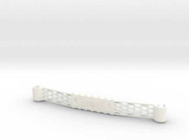DJI Phantom Universal Utility Mount in White Processed Versatile Plastic