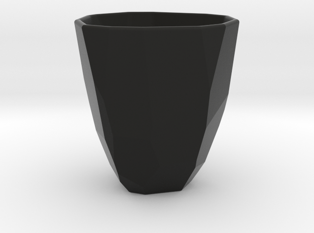 Polygon / Faceted cup