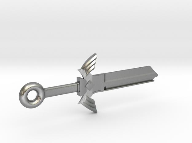 Zelda Master Sword House Key Blank - KW11/97