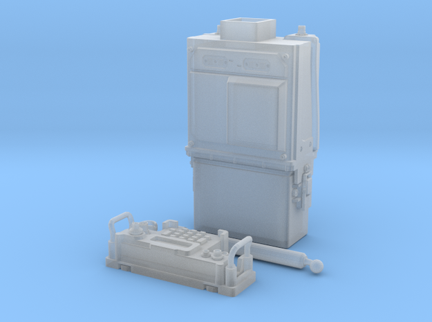 PRC-117G Whole FUD 1/6 in Smooth Fine Detail Plastic