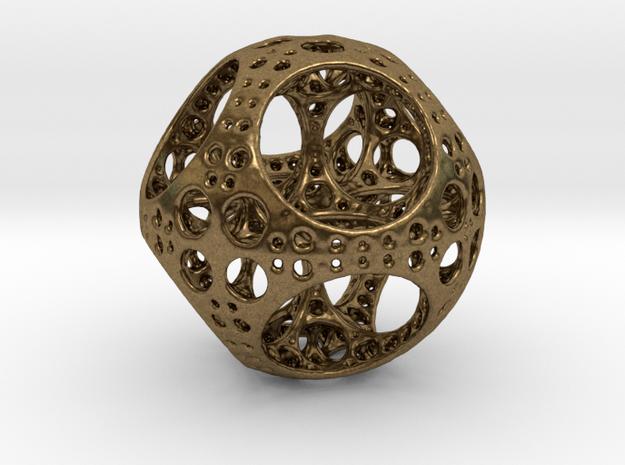 Apollonian Octahedron Supersmall