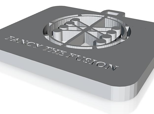 MR FUSION2 3d printed