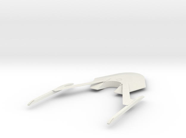 Wright-Class in White Natural Versatile Plastic