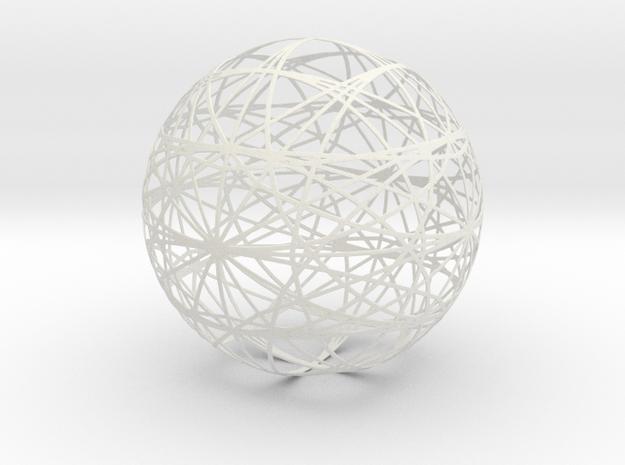 1050 sphere_200mm 3d printed