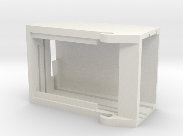 Main Enclosure in White Strong & Flexible