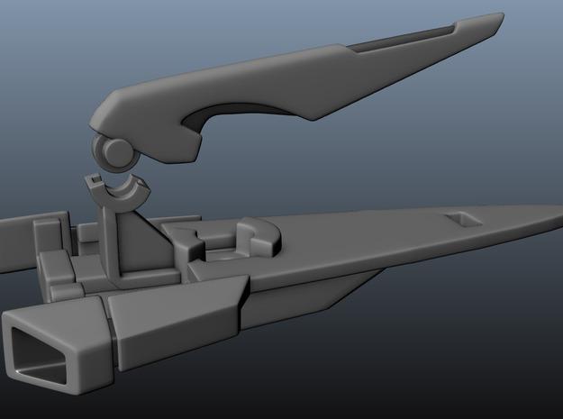 VF-4C/G/K Custom Head Unit 3d printed Antennae support.