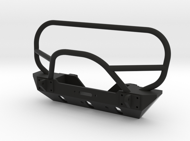 JK Winch Bumper - SCX10 Tabs