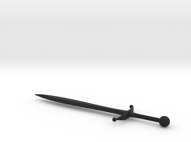 Sword 020 B in Black Strong & Flexible